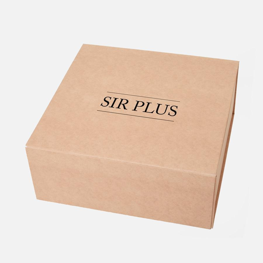 Dressing Gown & Boxer Gift Box, Gift Box - SIRPLUS