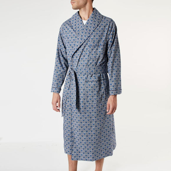 Men\'s Cotton, Wool & Paisley Dressing Gowns and Pyjama Sets – Sir Plus