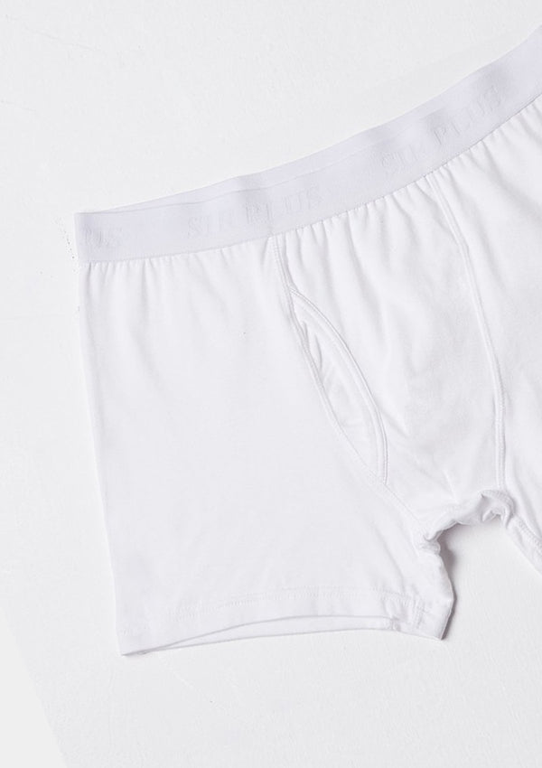 White Boxer Briefs