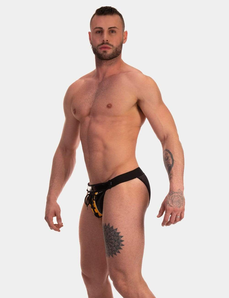 Barcode Berlin - Black / White Artur Brief