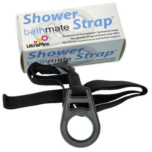 Bathmate Shower Strap  Black