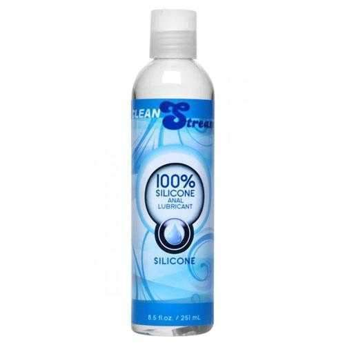 Clean Stream 100 Percent Silicone Anal Lubricant 250ml