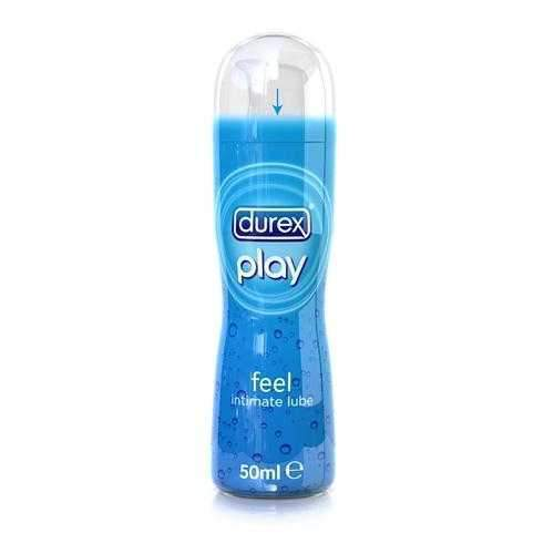 Durex Feel Lube Water Based Lubricant Clear