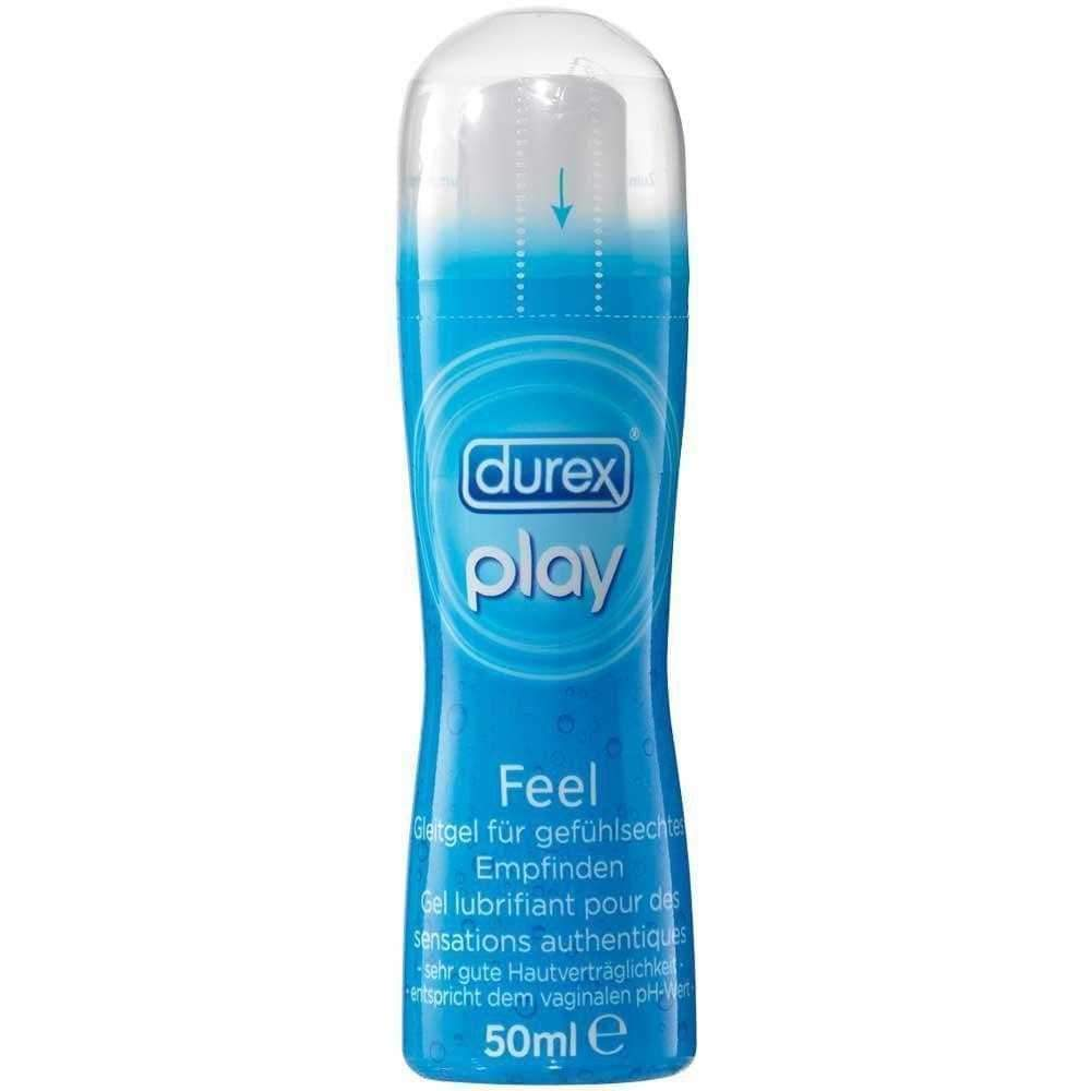 Durex Play Feel Water Based Lubricant 50ml