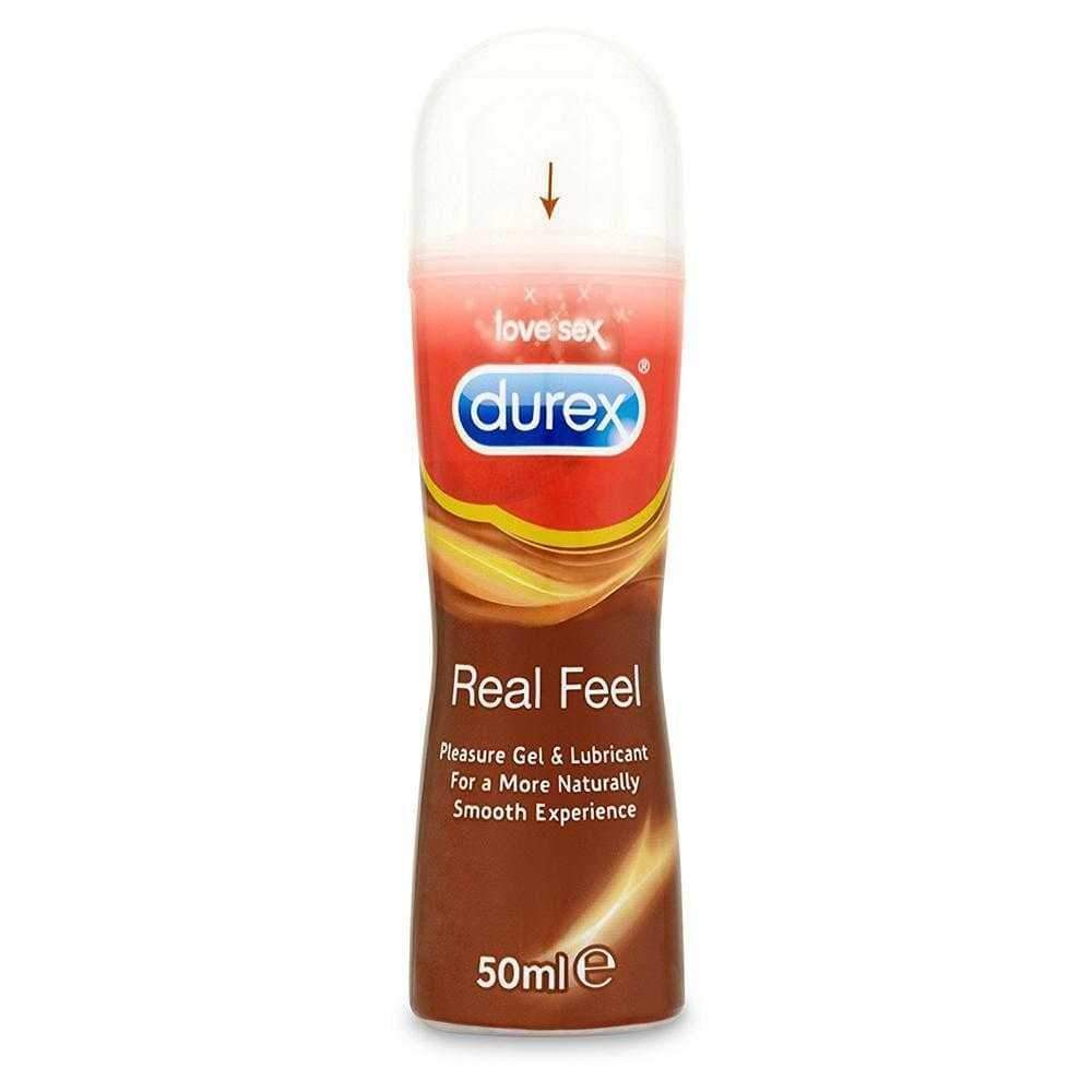 Durex Play Real Feel Silicone Lubricant 50ml