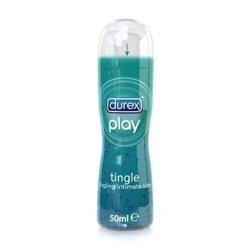 Durex Play Tingle Lubricant Clear