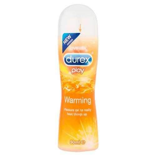 Durex Play Warming Lubricant Clear
