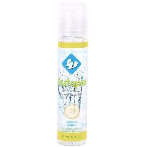ID Frutopia Personal Banana FlavouWater Based Lubricant 30ml
