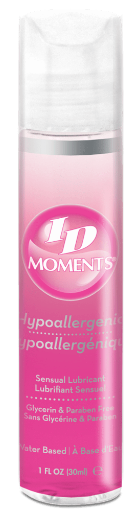 ID Moments Water Based Lubricant