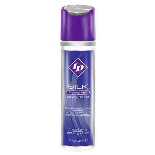ID Silk Natural Feel Water Based Lubricant 250ml