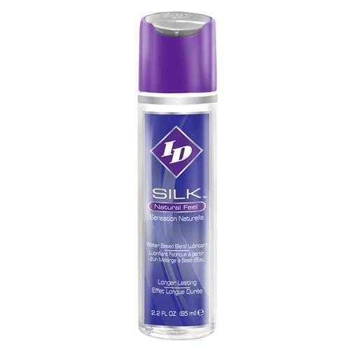 ID Silk Natural Feel Water Based Lubricant 65ml