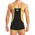 Modus Vivendi Black and Yellow Fetish Singlet