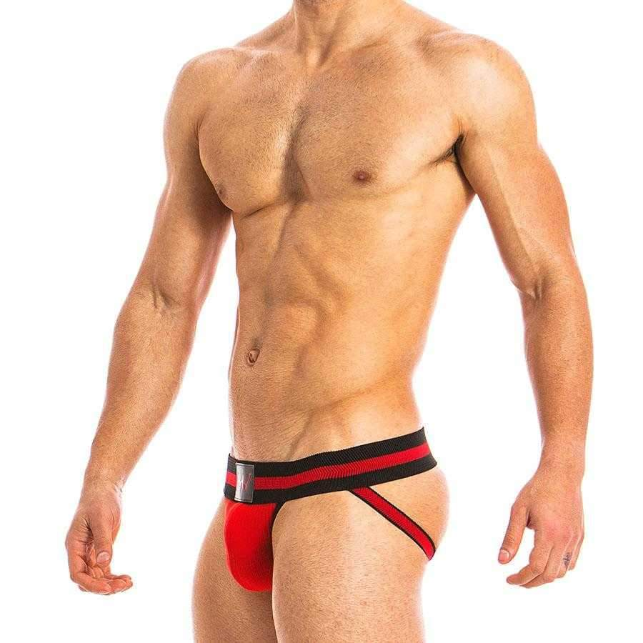 Modus Vivendi Yellow Fetish Jockstrap