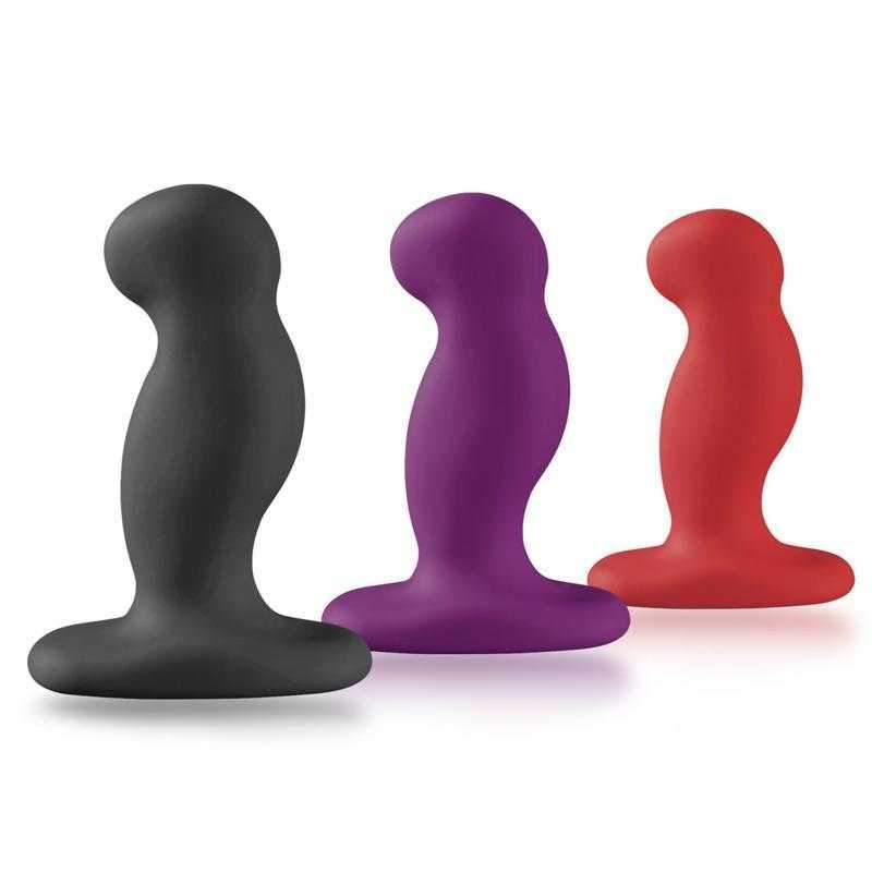 Nexus  Nexus G-Play Trio Vibrating Prostate Massagers  Multi
