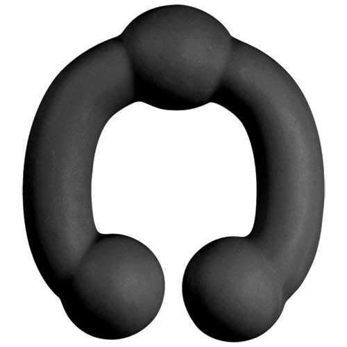 Nexus  The Nexus O Prostate Massager  Black