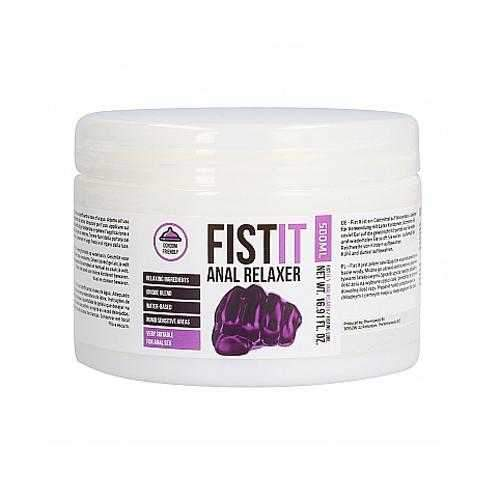 Shots Toys Fist It Anal Relaxer Lubricant 500ml
