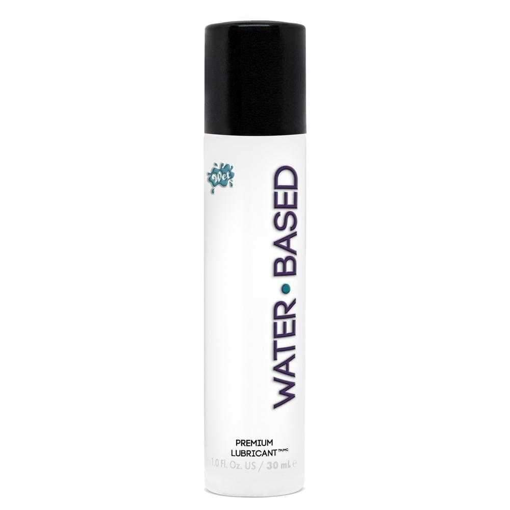 Wet  Wet Original Water Based Lubricant  Clear  30ml