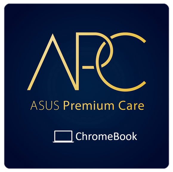 ASUS Premium Care Warranty for ChromeBook - 3 Year with Accidental Damage Protection