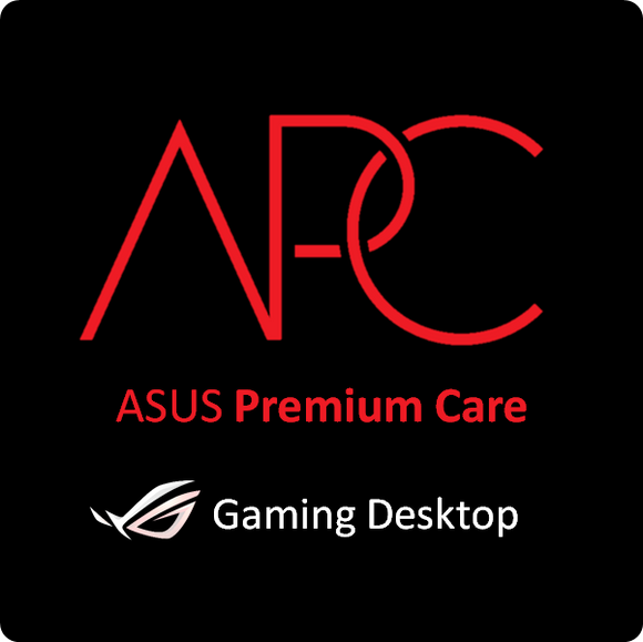 ASUS Premium Care Warranty for Gaming Desktop - 1 Year with Accidental Damage Protection