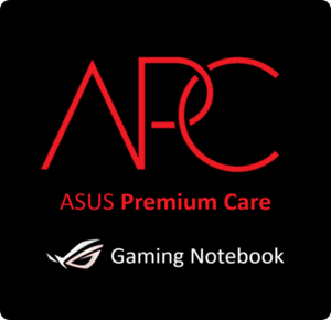 ASUS Premium Care Warranty for Gaming Notebook - 3 Year with Accidental Damage Protection