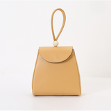 CEDA HANDBAG -CAMEL - Ms.Little's Bag   - 1