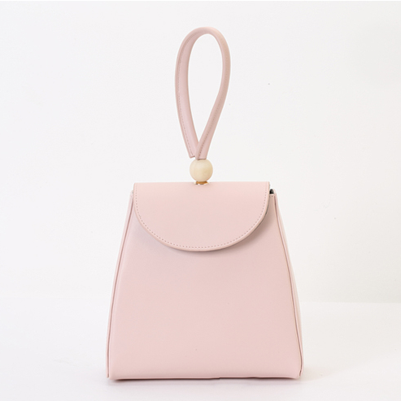 CEDA HANDBAG -PINK - Ms.Little's Bag   - 1
