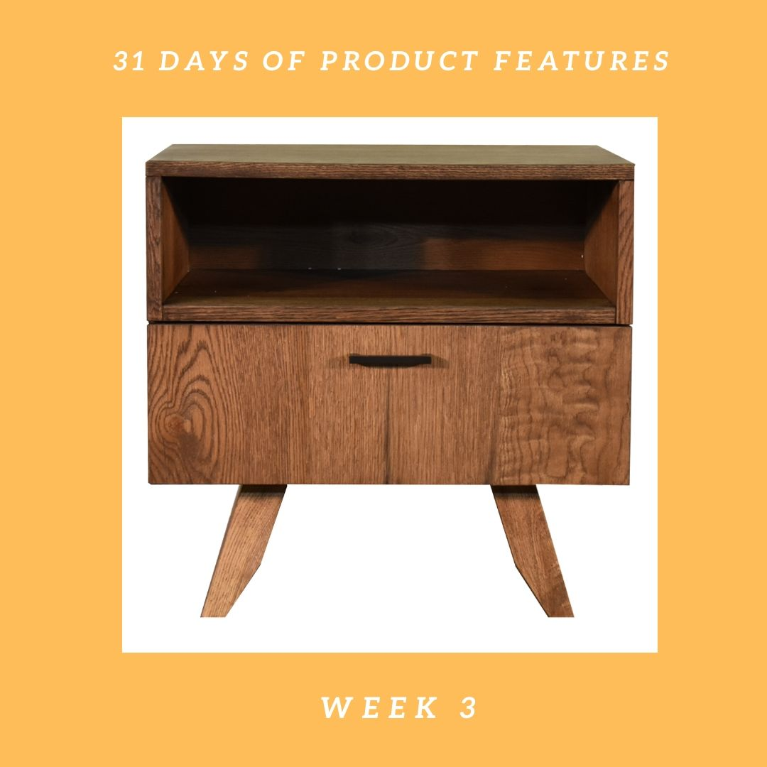 31 Days of Product Features: Week 3