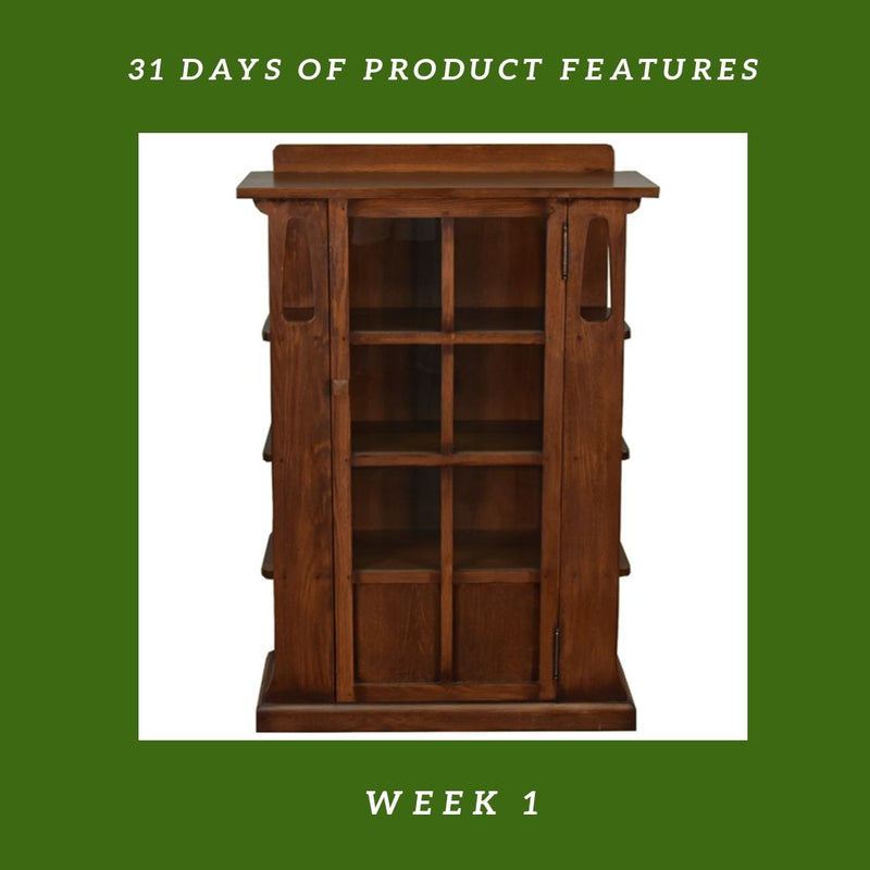 31 Days of Product Features: Week 1