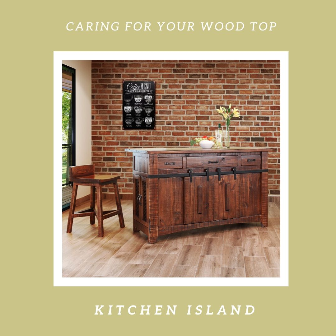 About Wood Top Kitchen Islands