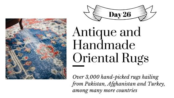Antique and Handmade Oriental Rugs from Pakistan, Afghanistan and Turkey