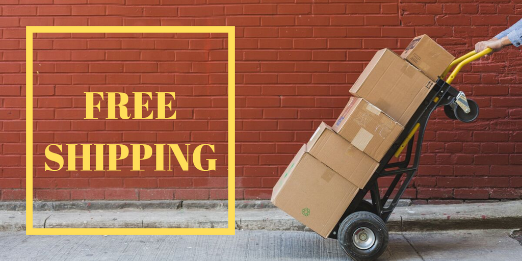 Free Shipping from Crafters and Weavers