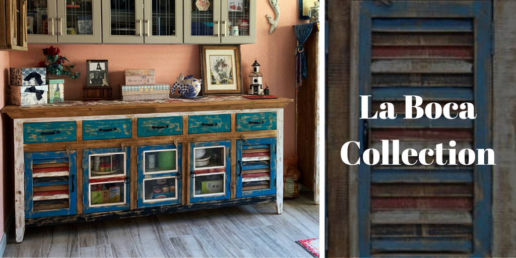 La Boca Collection from Crafters and Weavers