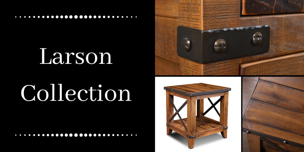 Larson Collection Furniture from Crafters and Weavers