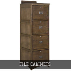 Shop All File Cabinets from Crafters and Weavers