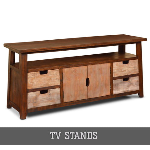 Shop all tv stands from Crafters and Weavers