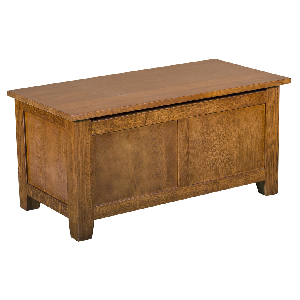 Mission Solid Oak Trunk - Michael's Cherry