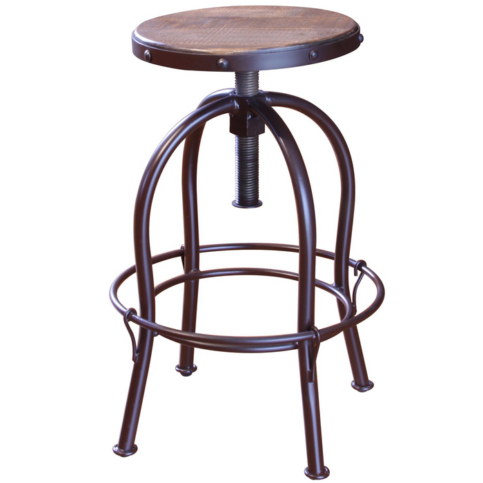 Bayshore Adjustable Height Bar Stool - III