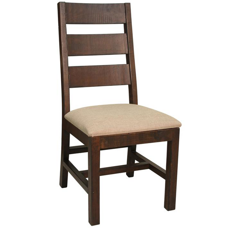 Greenview Rustic Brown Dining Chair #1020