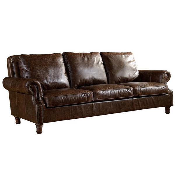 Leather Furniture Stores In Birmingham Al: English Rolled Arm Sofa