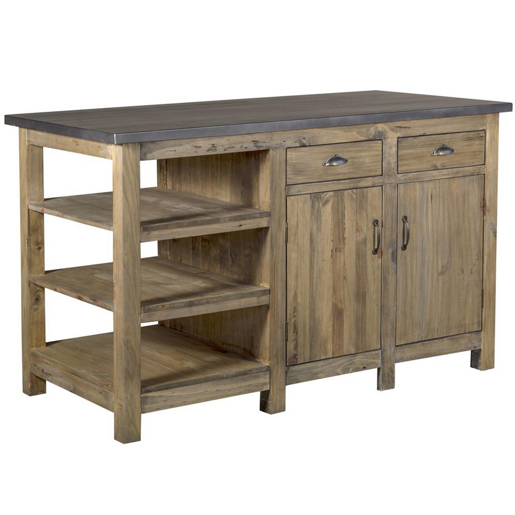 Barlow Display Kitchen Island