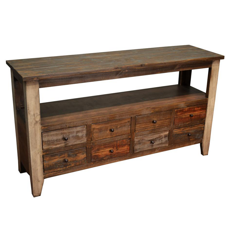 Bayshore Loft 3 Drawer Console Table