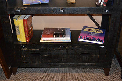 City Bookshelf with Hidden Compartment - Crafters & Weavers - 3
