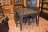 City 66 in Dining Table - Crafters & Weavers - 3