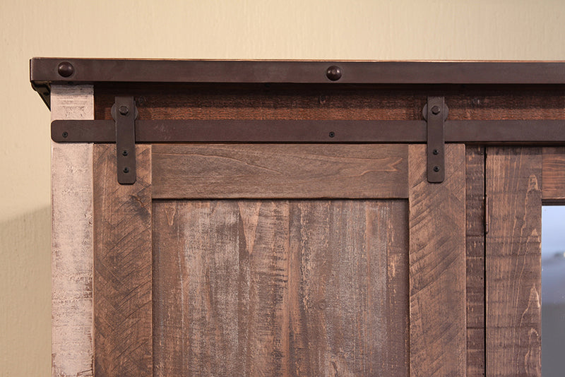 Bayshore Farmhouse Armoire