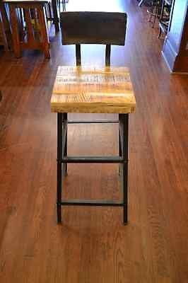 Ashland Bar Stool - Crafters & Weavers - 1