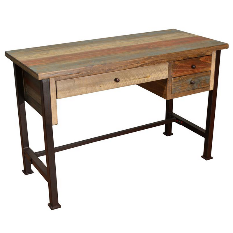 Legacy Escritoire Secretary Desk - Brown Walnut