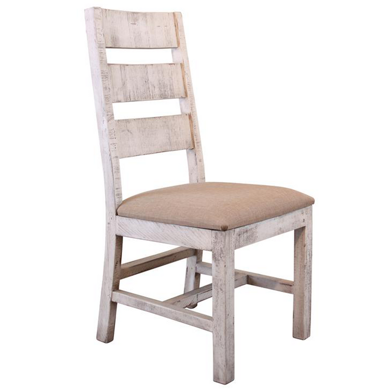 Greenview Tufted Linen Dining Chair #1064