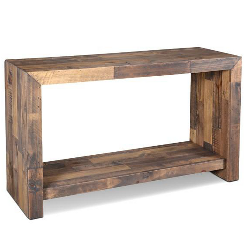 Fulton Plank Console Table