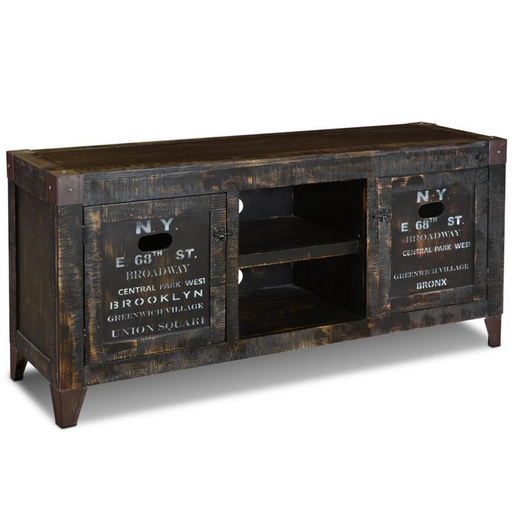 "PREORDER City 60"" TV Stand - New York - Crafters and Weavers"