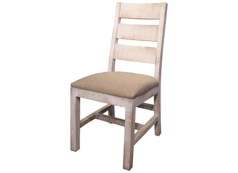 Bayshore Distressed White Dining Chair #360